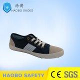 Precios baratos directa de fábrica de corte bajo suela de caucho vulcanizado deporte de moda clásico Casual Zapatos de lona de Ocio