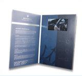 Cartes de voeux visuelles personnalisées d'écran LCD