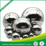 Esfera de aço inoxidável para Truckle e o rolamento
