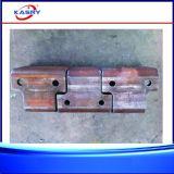 Auto-Voedt van de Apparatuur van de Bouw van het staal in CNC van de Buis van de Straal van H het Vierkante Knipsel en Beveling die van het Plasma Het hoofd biedende Lijn merken