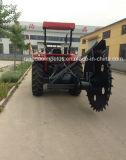 中国のトラクターのための卸し売り信頼できる品質の車輪のトレンチャー