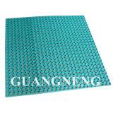 Colorida alfombra de goma/agujero alfombrilla de goma/alfombrilla de goma antiestático