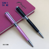 Haut de gamme stylo métallique Torsion des stylos pour cadeau personnalisé