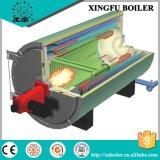 Chaudière à vapeur automatique industrielle de gaz naturel