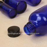 Boston Frasco gotero ronda 2 onzas de aceite esencial de las botellas de vidrio