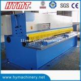 Oscilación QC12Y Serie Máquinas hidráulicas de la viga Shearing / cizallas