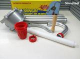 Gussaluminium-Handdrehöl-Pumpe hergestellt in China
