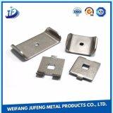 Pièces d'acier inoxydable de précision d'OEM/en aluminium de tôle avec estamper le procédé