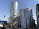 Sicherheit u. fester Korn-Sortierfach-Speicher-Silo