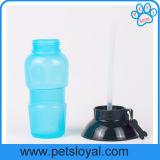 На заводе оптовые продажи с возможностью горячей замены Пэт собака поездки бутылка воды чаша