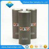 香水のパッキングのための習慣によって印刷されるボール紙のペーパーシリンダーボックス