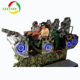 [إسفون] دبابة تصميم 6 كرسي تثبيت [9د] [فر] [فيرتثل رليتي] سينما يتسابق محرك