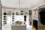 De melamine beëindigt Moderne Garderobe (door-w-152)