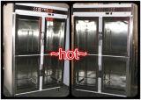 خزانة الاحتفاظ بالطعام الساخن / عرض الزجاج عرض ساخنة