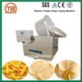 Dads Fritas Comida Rapida Maquina De Freir Potato Chips Frying Machine