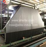 Fils de fractionnement (plat) PP géotextile tissé slik usine/fabricant/fournisseur