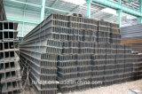 Q235 T345 SS400 laminado en caliente para la construcción viga de acero H