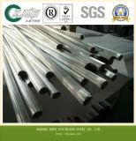 Tube soudé d'acier inoxydable du fabricant ASTM SUS316L