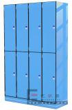 熱い販売のコンパクトフェノールHPLの洗面所の区分の洗面所のキュービクル