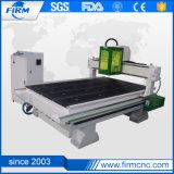 Grabado en madera de la máquina de corte rebajadora CNC para madera