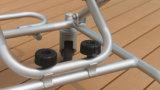 Стул ливня стенда ванны горячего сбывания Topmedi алюминиевый с колесами