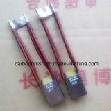 Het leveren van metaal grafietkoolborstel voor motor MG70
