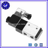 le serie di 4V 3V scorrono elettrovalvola a solenoide pneumatica di CA 220V di controllo