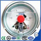 كهربائيّة توصيل اهتزاز مقاومة ضغطة مقياس مع جبهة خلفيّة [فرونج]