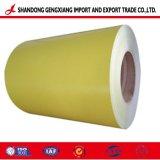 PPGI Prepainted bobina de aço galvanizado para alcançar a mais alta qualidade