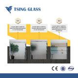 8mm 고품질은 사무실 건물 Windows에 의하여 서리로 덥은 미늘창 유리를 부드럽게 했다