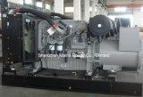 tipo silencioso jogo do motor BRITÂNICO da potência à espera de 550kVA 440kw de gerador Diesel