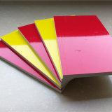 Material de construção com placa de espuma de PVC para publicidade