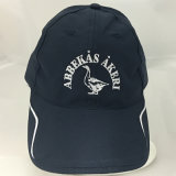 Sombrero y casquillo modificados para requisitos particulares del deporte del béisbol de la insignia del bordado