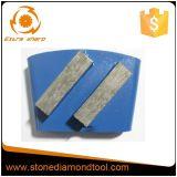 단단한 노예 다이아몬드 지면 가는 패드 또는 구체적인 패드