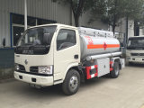 4X2 Dongfeng Diesel Engine 9000L Fuel Tanker Truck