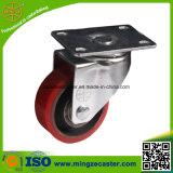 Polyurethan-industrielles Fußrollen-Rad