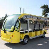 Automobile facente un giro turistico turistica elettrica della Cina 11 Seater (DN-11)