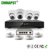 4CH 720p/960p/1080P NVR IP-Kamera-Installationssätze (PST-IPK04A)