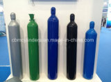 Réservoirs d'oxygène de l'acier ISO9809-3 sans joint 47L