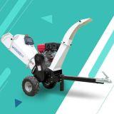 Moteur à essence de bois de chauffage des processeurs avec ce utilisent le bois Chipper Shredder