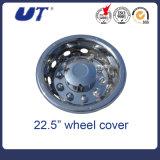 Accessori automatici di alta qualità coperchio di rotella del Hubcap del camion dell'acciaio inossidabile da 22.5 pollici
