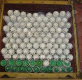 Cylindres en oxygène en acier sans soudure 40L en 20'ft