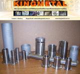 """ASTM A182 1*1/2"""" F60 Longo inoxidável duplex flange do bocal de soldadura."""