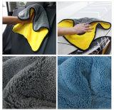 차 청소 피복 자동차 관리 Microfiber 왁스 닦는 수건