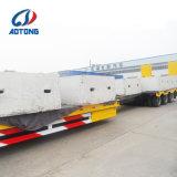 Una base bassa allungabile resistente dei 3 assi semi/rimorchi del camion