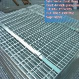 Rejilla de la barra de acero galvanizado de plataforma para la industria
