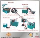 Gomma residua automatica che ricicla macchina per polvere di gomma