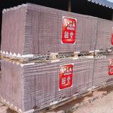 Niet Blad van het Dakwerk van de Asbestvezel het Cement Golf dat naar Peru wordt uitgevoerd