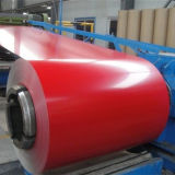 El acero Ruberoida Color RAL de acero prebarnizado