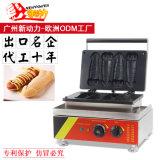 Миниая машина создателя машины утюга создателя Waffle пениса/пузыря Commerical Wffle
